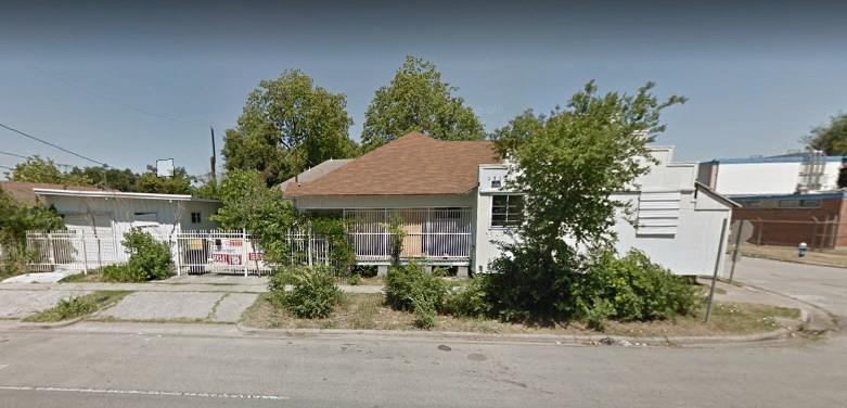 Off Market   3708 Ennis Street Houston, Texas 77004 0