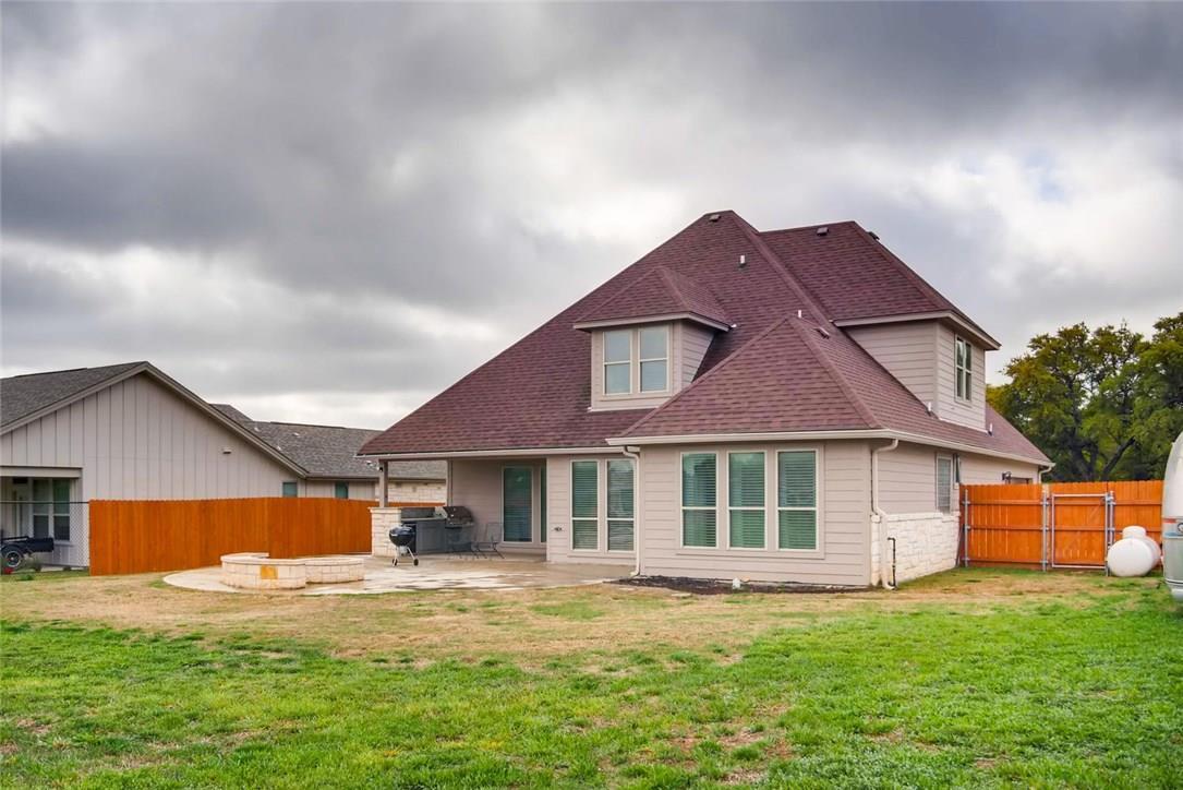 Closed | 207 Campo Colinas Drive Bertram, TX 78605 24