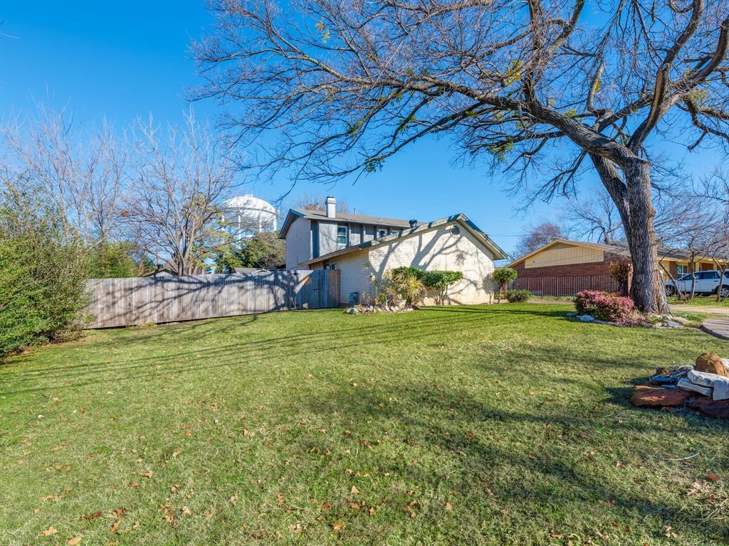 Active Option Contract | 1605 W Sanford Street Arlington, Texas 76012 2