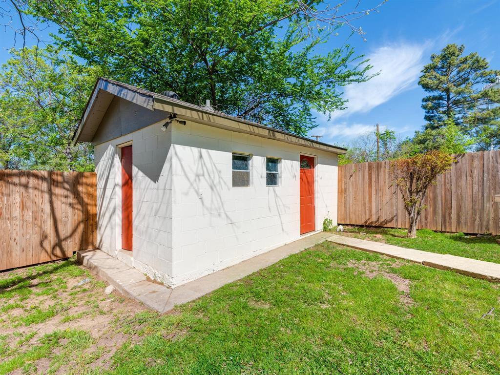 Active Option Contract | 1605 W Sanford Street Arlington, Texas 76012 29