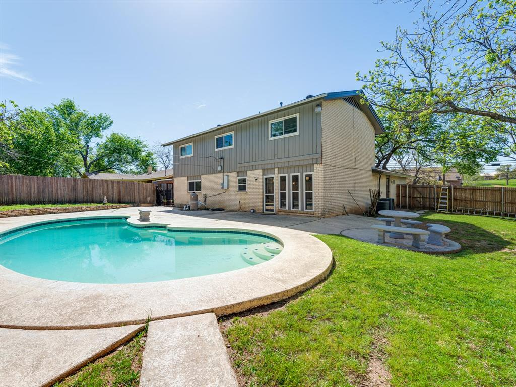 Active Option Contract | 1605 W Sanford Street Arlington, Texas 76012 30