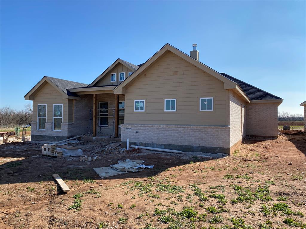 Sold Property | 1909 Sina Avenue Abilene, Texas 79601 0