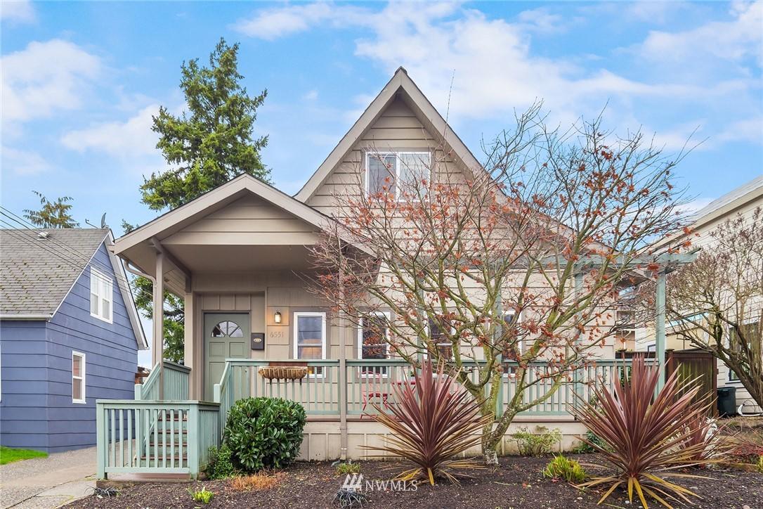 Sold Property   6551 Dibble Avenue NW Seattle, WA 98117 0