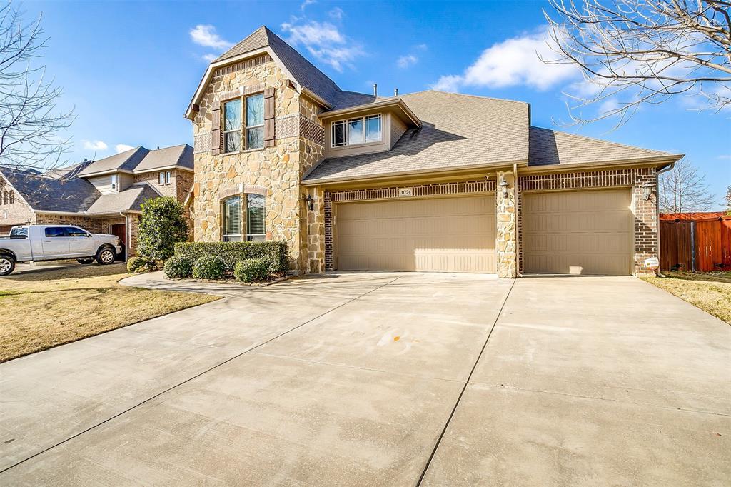 Sold Property | 1024 Tara Drive Burleson, Texas 76028 0