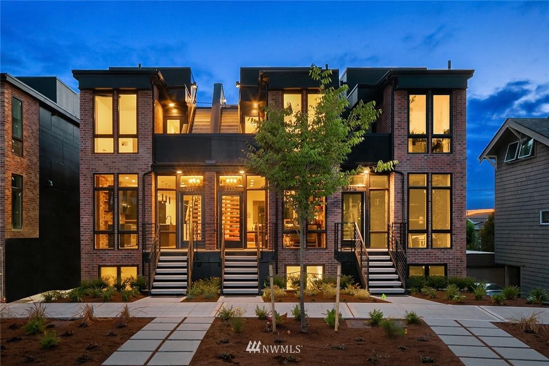 Sold Property   2361 Minor Avenue E #E Seattle, WA 98102 0