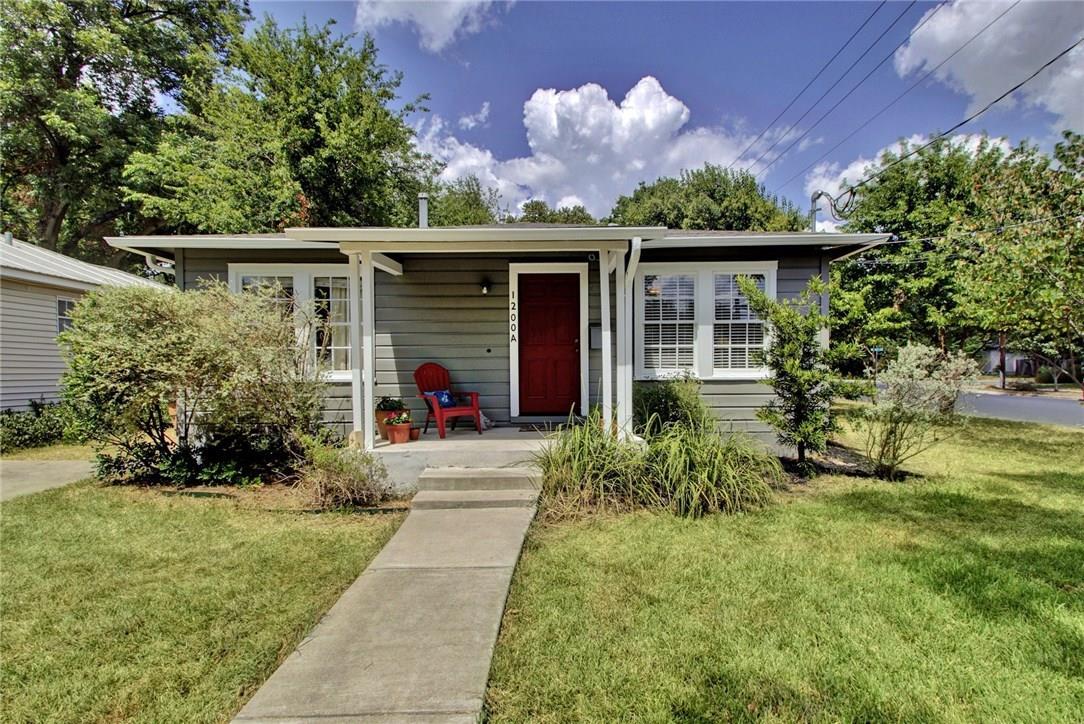 Closed | 1200 Cullen Avenue #A Austin, TX 78757 0