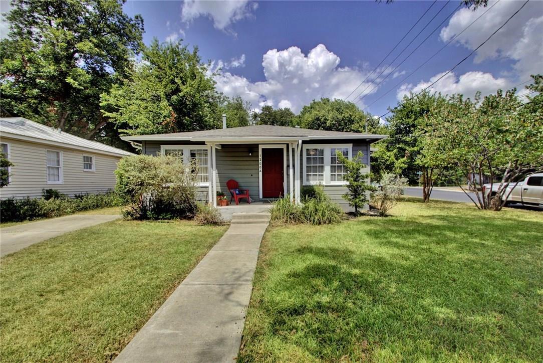 Closed | 1200 Cullen Avenue #A Austin, TX 78757 1