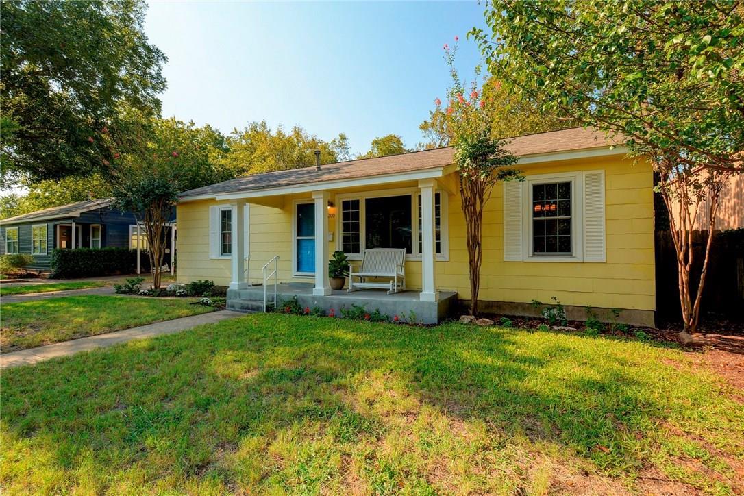 Closed   1309 Arcadia Avenue Austin, TX 78757 1