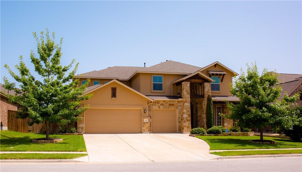 Closed | 2711 Saint Paul Rivera Lane Round Rock, TX 78665 0