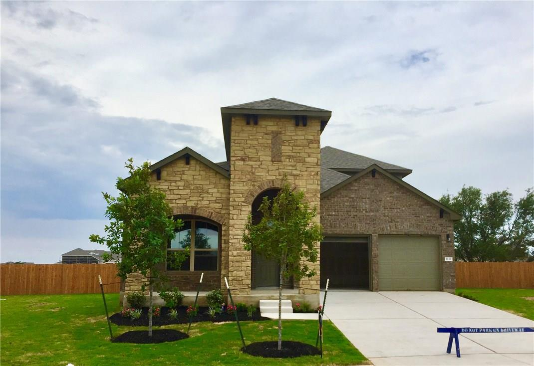Closed   1133 Tailwater Cove Leander, TX 78641 0