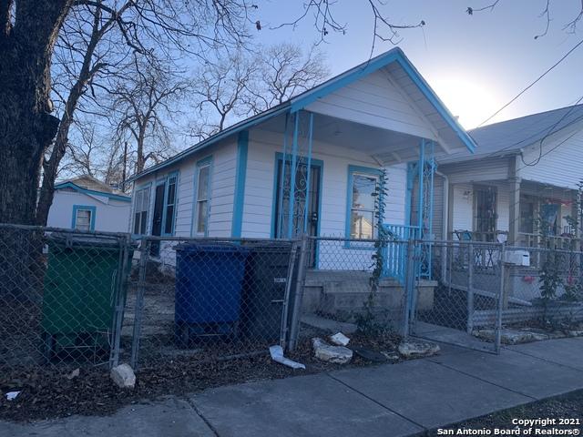 Off Market | 1718 SAN FERNANDO ST San Antonio, TX 78207 1