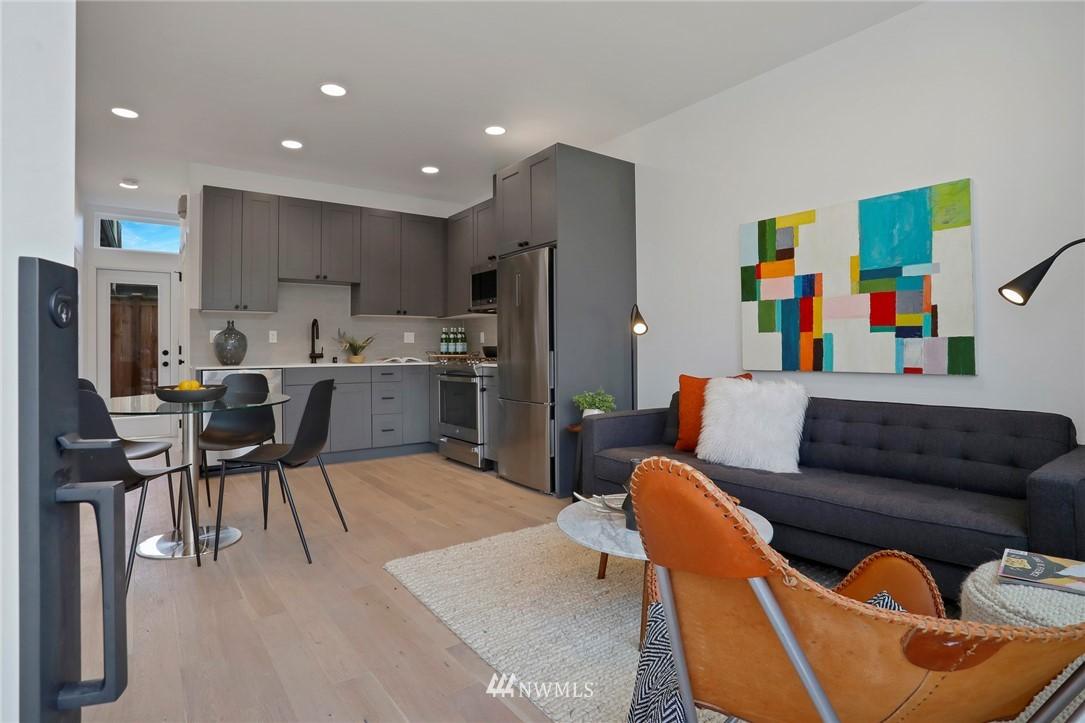 Sold Property | 4614 Woodland Park Avenue N Seattle, WA 98103 1