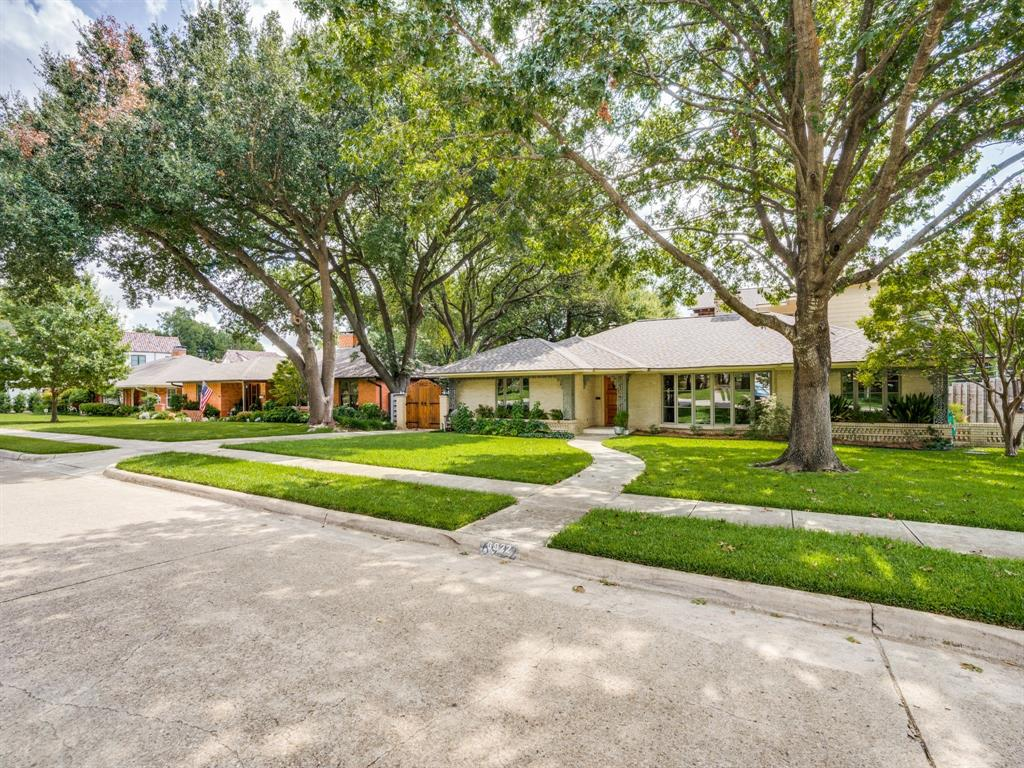 Sold Property | 6922 Cornelia Lane Dallas, Texas 75214 1