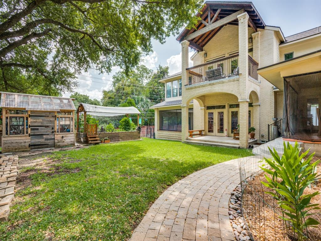 Sold Property | 6922 Cornelia Lane Dallas, Texas 75214 35