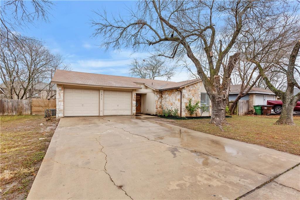 Closed | 1511 Sagebrush Drive Round Rock, TX 78681 1