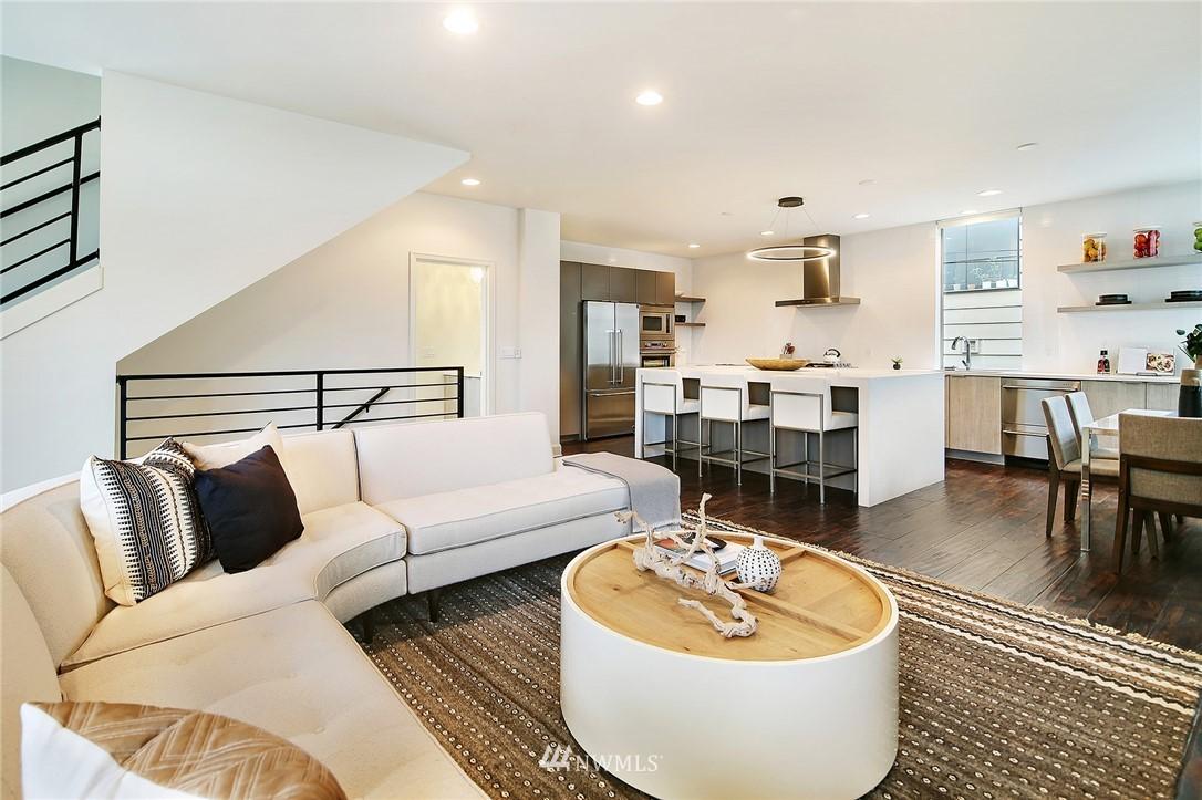 Sold Property | 1820 11th Avenue W #C Seattle, WA 98119 1