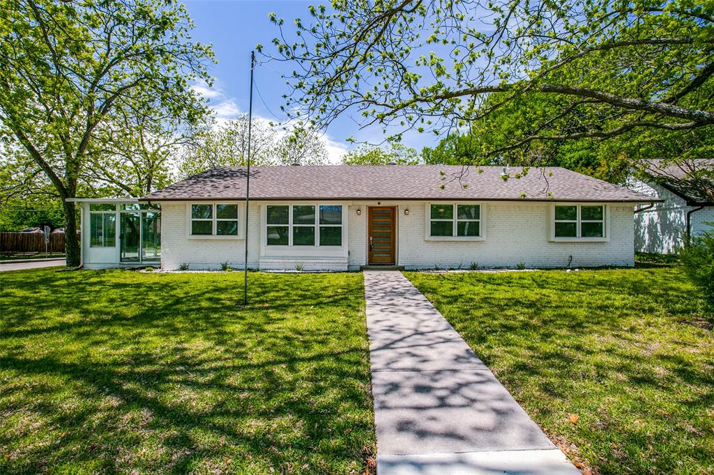 Active Option Contract | 1101 Edgefield Drive Plano, Texas 75075 0