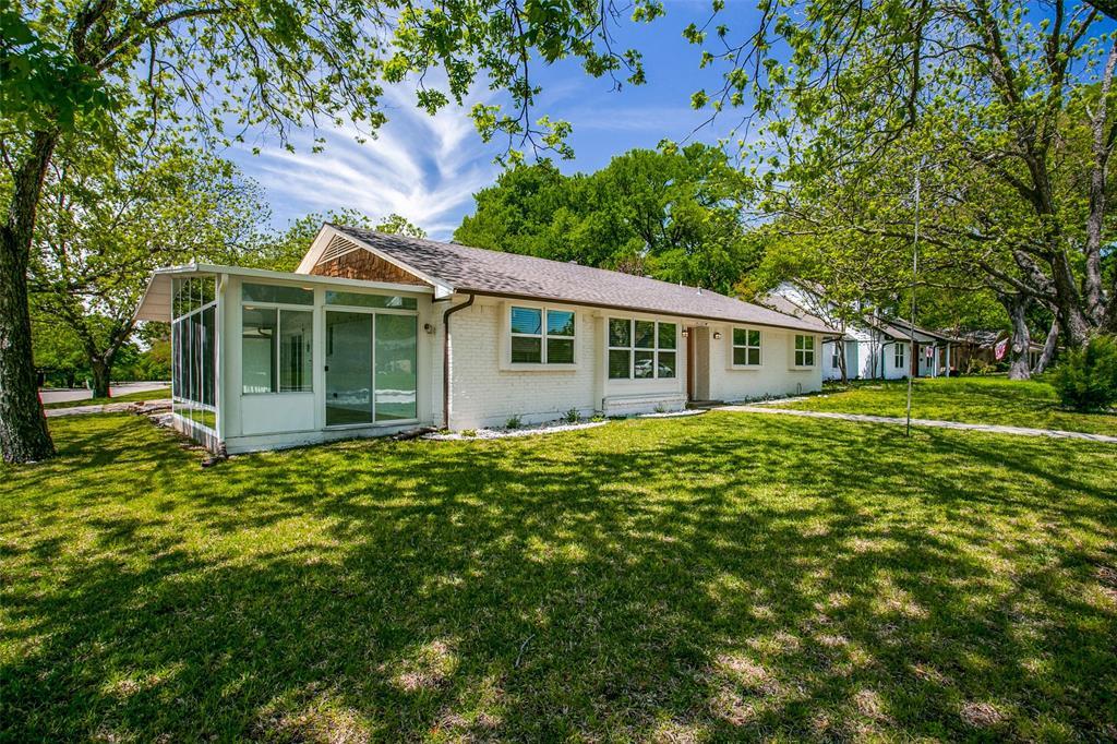 Active Option Contract | 1101 Edgefield Drive Plano, Texas 75075 1