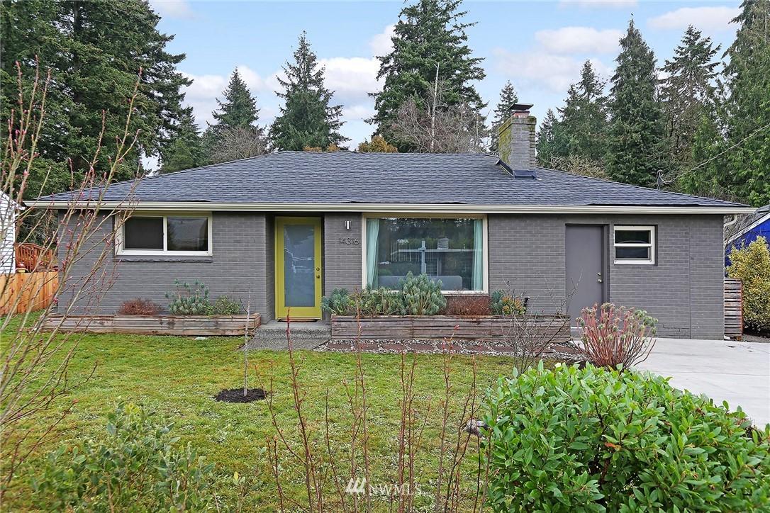 Sold Property   14316 20th Avenue NE Seattle, WA 98125 0