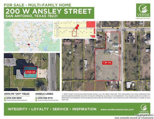 Active | 200 W Ansley St San Antonio, TX 78221 24