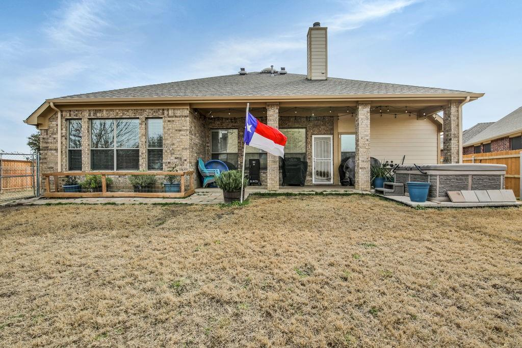 Sold Property | 12800 Saratoga Springs Circle Fort Worth, Texas 76244 24