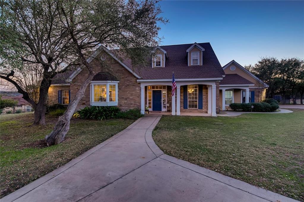 Closed | 500 Ridge View Drive Georgetown, TX 78628 1