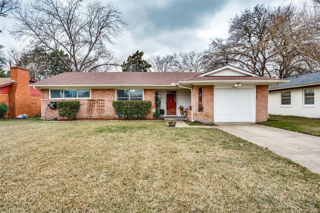 Sold Property | 13415 Mount Castle Drive Farmers Branch, Texas 75234 2