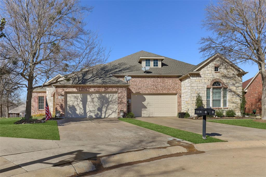 Sold Property   1435 Cattle Baron Road Fairview, Texas 75069 2