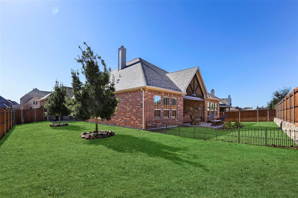 Sold Property | 2151 Lewis Canyon Drive Prosper, Texas 75078 32