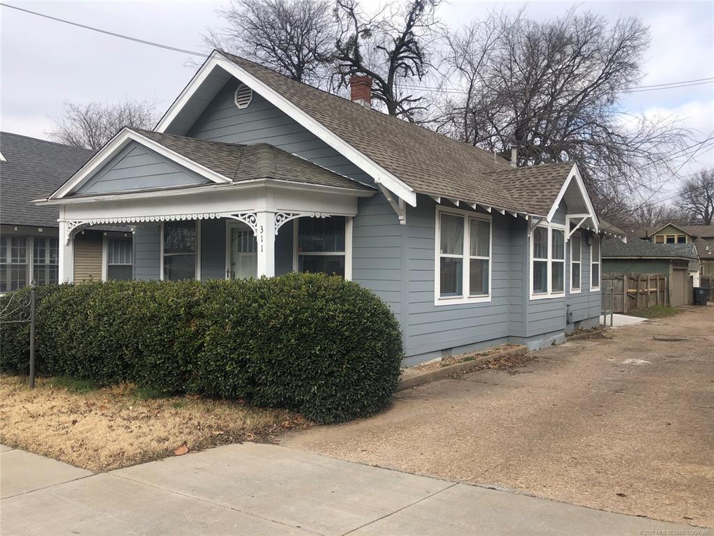 Off Market   311 W 15th Street Tulsa, Oklahoma 74119 0