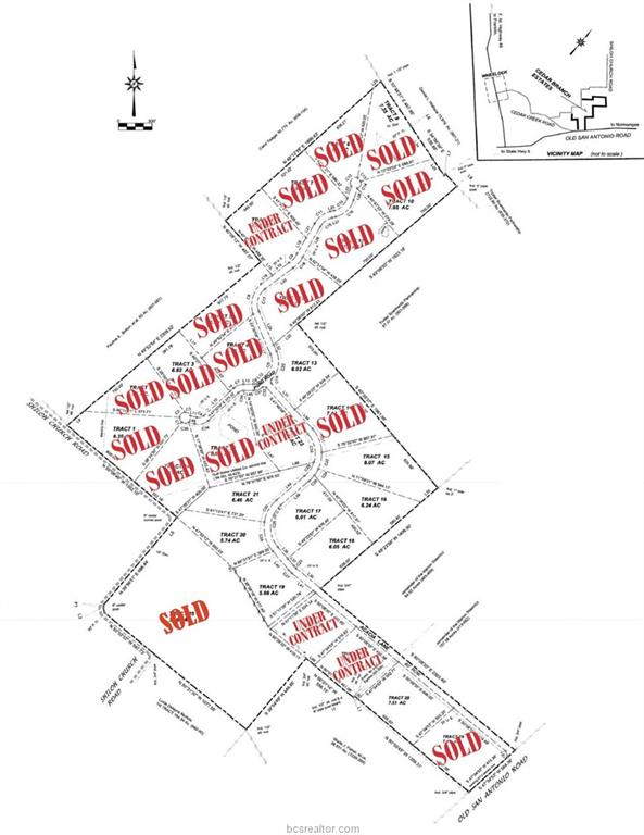 Closed | 13083 E OSR Road #Lot 22 (6.47 Acres) Wheelock, TX 77859 10