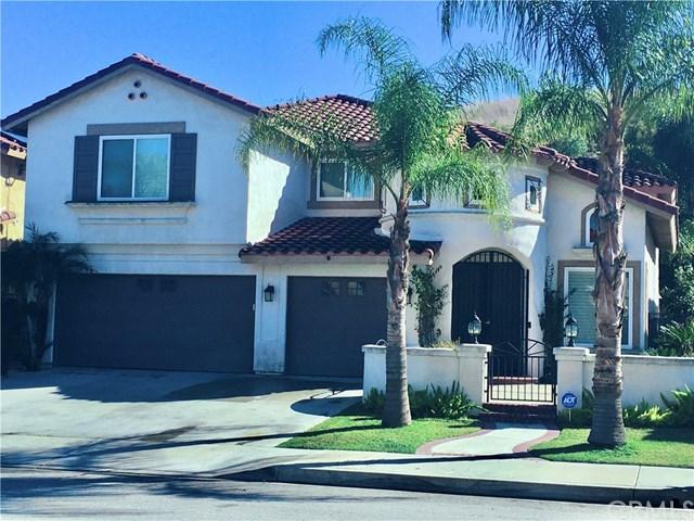 Closed | 4725 Torrey Pines Drive Chino Hills, CA 91709 1