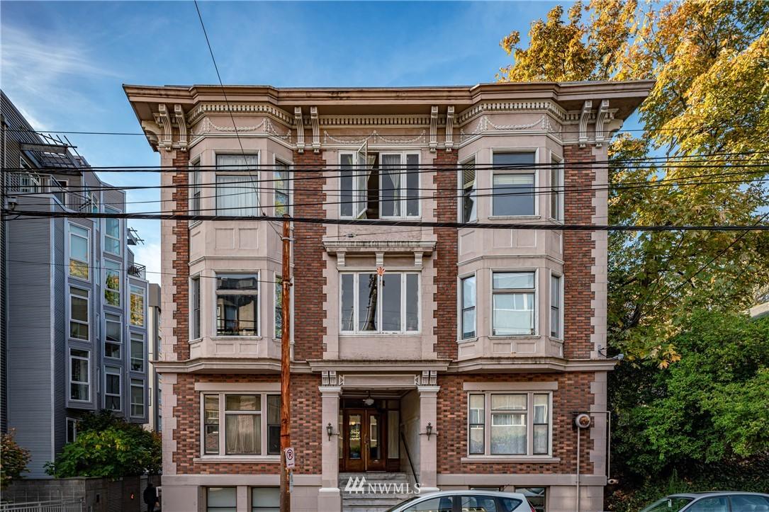 Sold Property | 115 Bellevue Avenue E #105 Seattle, WA 98102 0