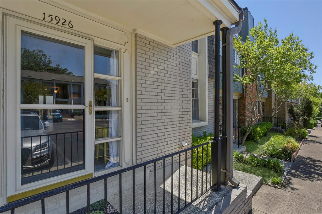 Sold Property | 15926 Coolwood Drive #1038 Dallas, Texas 75248 25