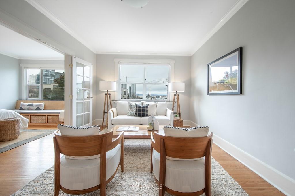Sold Property | 214 Summit Avenue E #402 Seattle, WA 98102 1