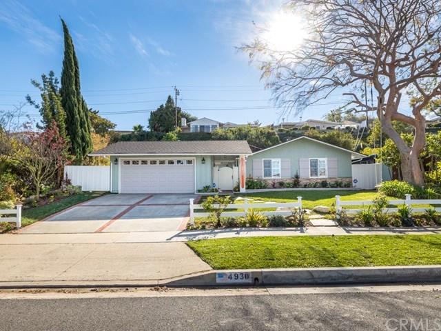 Closed   4930 Elmdale Drive Rolling Hills Estates, CA 90274 0