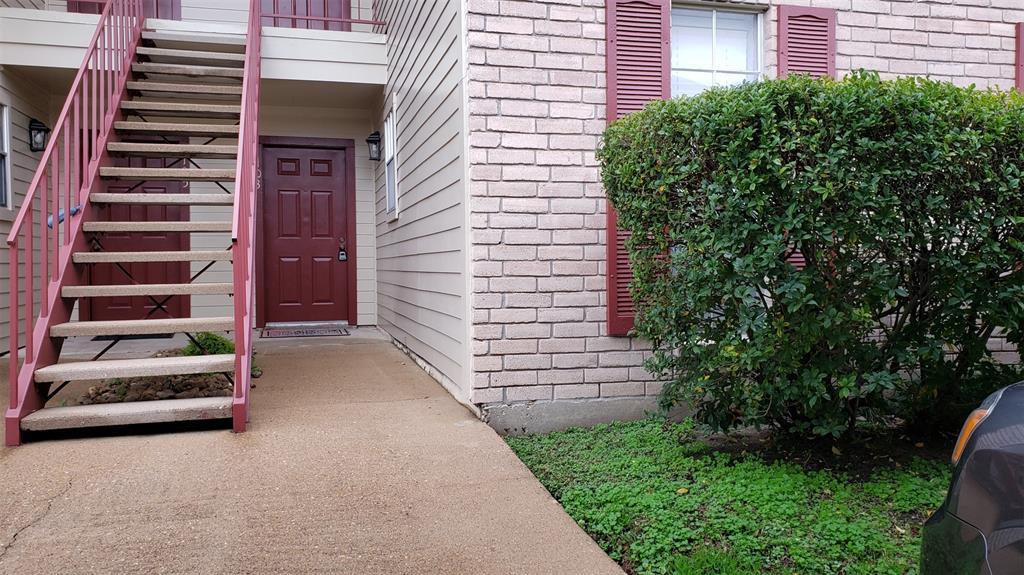 Option Pending | 2120 El Paseo Street #103 Houston, Texas 77054 0
