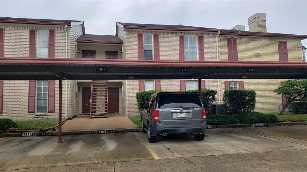 Option Pending | 2120 El Paseo Street #103 Houston, Texas 77054 1