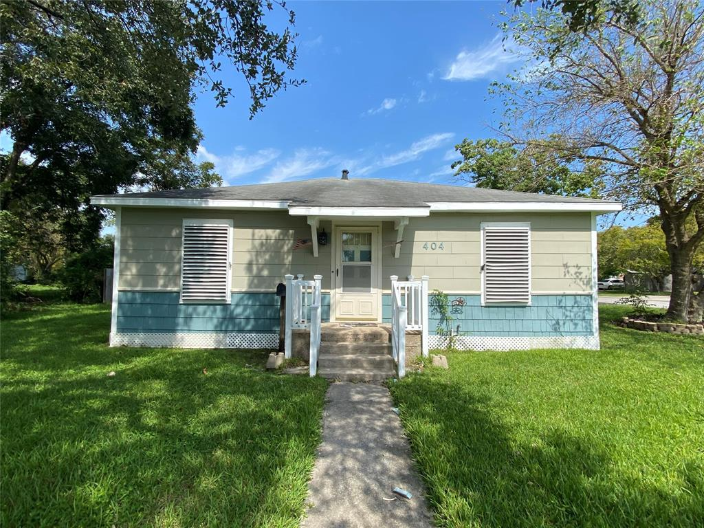 Homes for sale in Texas City    404 19th Avenue N Texas City, Texas 77590 1