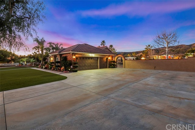 Active | 9805 Sweetwater Drive Agua Dulce, CA 91390 1