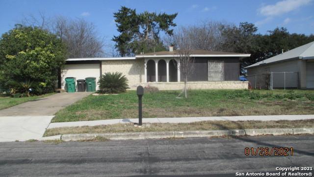 Pending SB | 3627 TUSCANY DR San Antonio, TX 78219 3