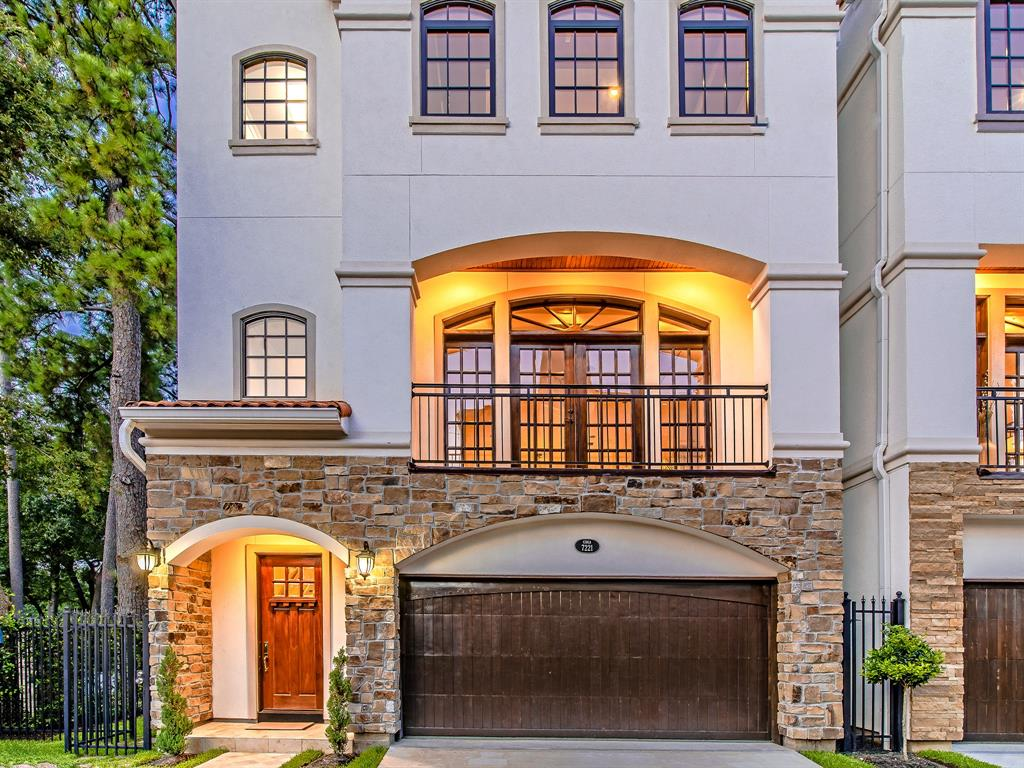 Luxury 3-Story Home in Spring Branch | 7223 Janet Street Houston, Texas 77055 29