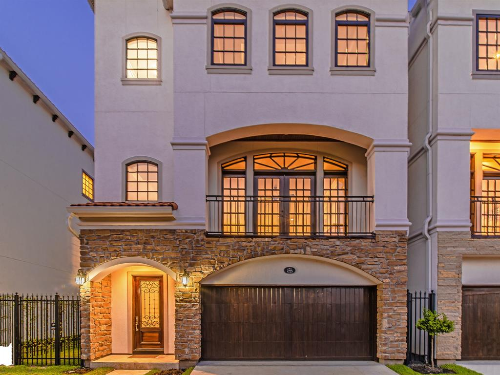 Luxury 3-Story Home in Spring Branch   7223 Janet Street Houston, Texas 77055 32