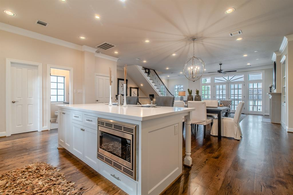 Luxury 3-Story Home in Spring Branch   7223 Janet Street Houston, Texas 77055 9