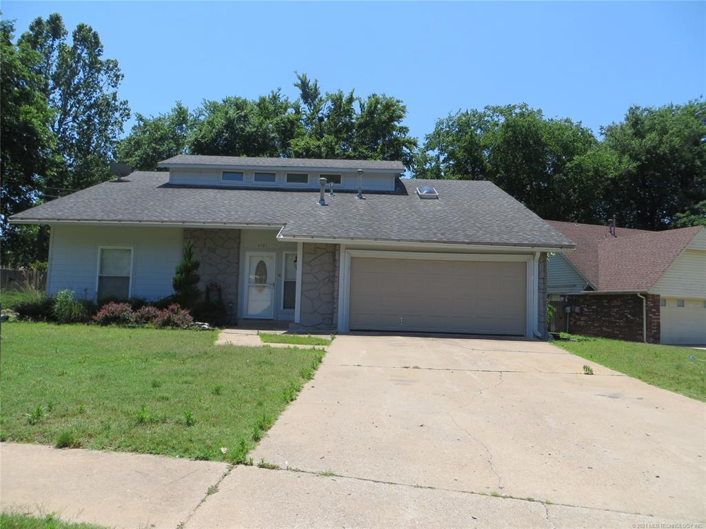 Sold Property | 1101 W Decatur Place Broken Arrow, Oklahoma 74011 1
