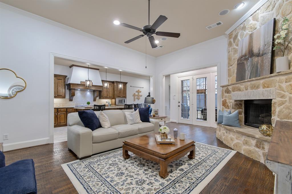 Sold Property | 8101 Blue Hole Court McKinney, Texas 75070 10