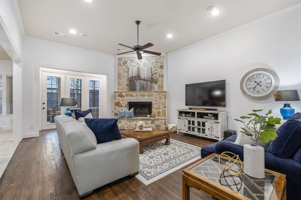 Sold Property | 8101 Blue Hole Court McKinney, Texas 75070 9