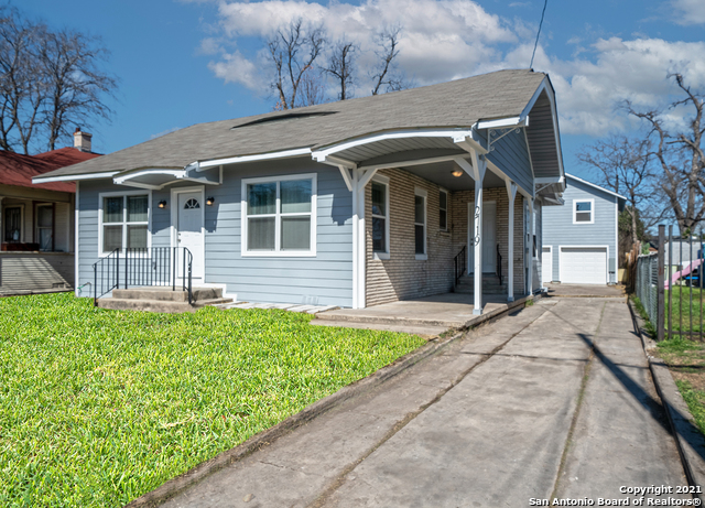 Active | 2719 E HOUSTON ST San Antonio, TX 78202 1