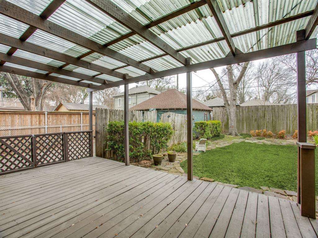 Sold Property | 511 Monte Vista Drive Dallas, Texas 75223 24