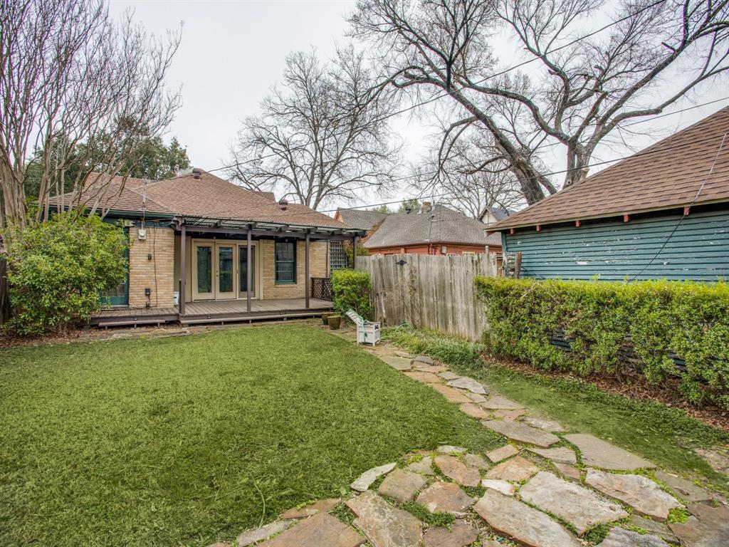 Sold Property | 511 Monte Vista Drive Dallas, Texas 75223 25